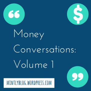 Money Conversations- #1